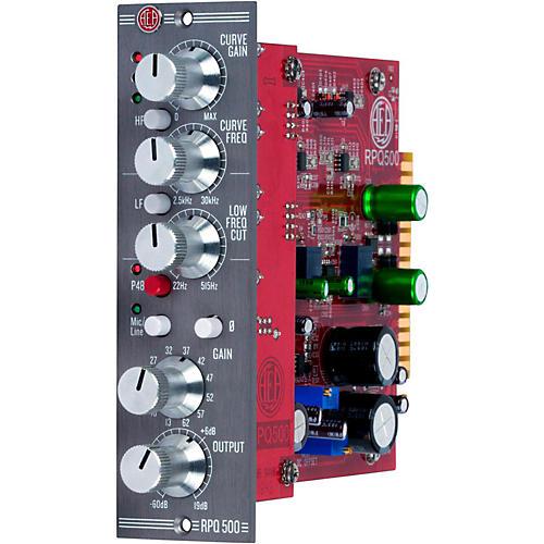 AEA Microphones RPQ500 Mic Preamp API 500 Module