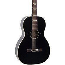 Open BoxRecording King RPS-7-E Dirty 30's Single 0 Parlor Acoustic-Electric Guitar