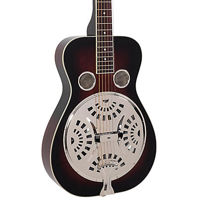 Recording King RR-36S-VS Maxwell Series Square Neck Resonator Guitar