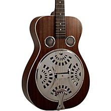 Open Box Recording King RR-51-BR Professional Roundneck Resonator Guitar