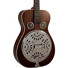 Recording King RR-51-BR Professional Roundneck Resonator Guitar