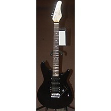Rogue RR100PKBK Solid Body Electric Guitar