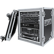 Road Ready RR12UADSW 12U Deluxe Shock Mount Amplifier Rack Case