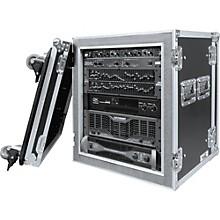 Open BoxRoad Ready RR12UADSW 12U Deluxe Shock Mount Amplifier Rack Case