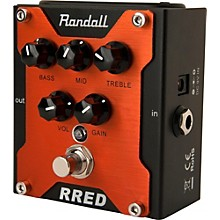 Open Box Randall RRED Classic Distortion Guitar Pedal