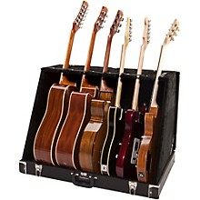 Open Box Road Runner RRGS6 6 Guitar Stand Case