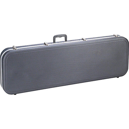 Road Runner RRMBGGL Graphite Looking Electric Bass Guitar Case
