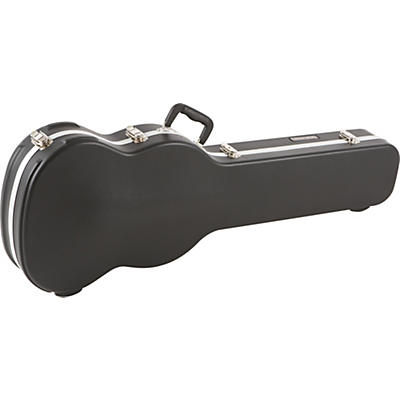 Road Runner RRMESG ABS Molded Double-Cutaway Guitar Case