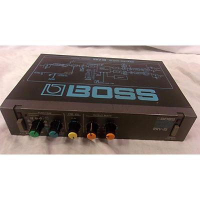 Boss RRV-10 Effects Processor