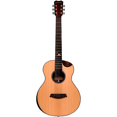 Islander RS-MG-EQ Deluxe Acacia Acoustic-Electric Mini Guitar
