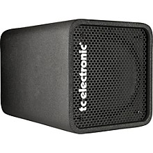 Open Box TC Electronic RS112 200W 1x12 Bass Speaker Cabinet