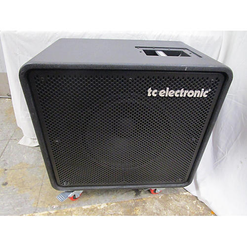 TC Electronic RS115 1X15 Bass Cabinet