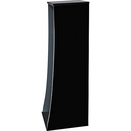 Sefour RS300 500 LP Vinyl Storage Unit Black