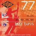 Rotosound RS77S Short Scale Jazz Bass Monel Flat Wound Strings thumbnail