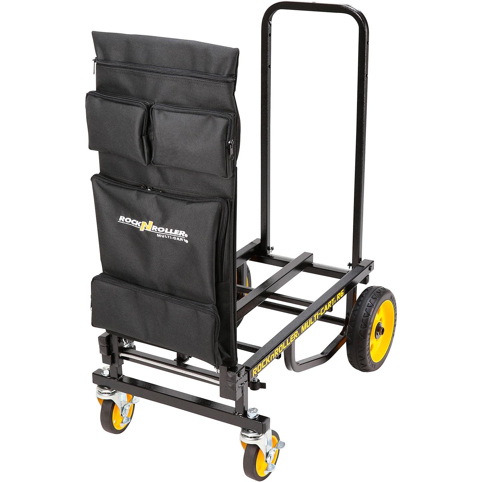 Rock N Roller RSA-TAB6 Small Multi-Pocket Tool/Accessory Bag (Fits R2, R6 Carts)