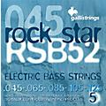 Galli Strings RSB52 ROCKSTAR 5-String Medium Bass Strings 45-125 thumbnail