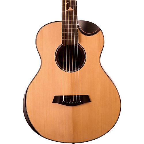 Islander RSMG Mini Acoustic Guitar Natural