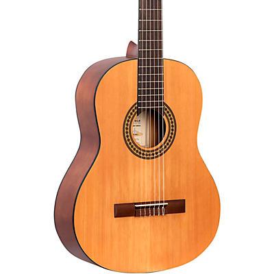 Ortega RST5CM-L Student Series Full-Size Acoustic Classical Guitar