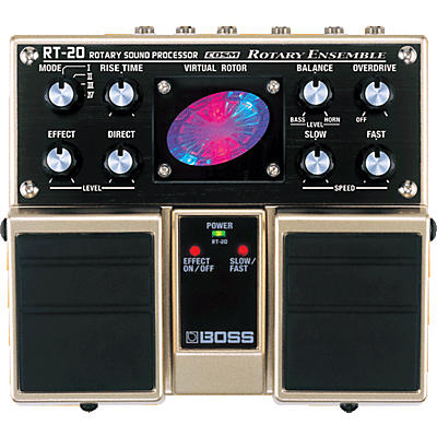 Boss RT-20 Rotary Ensemble Sound Processor