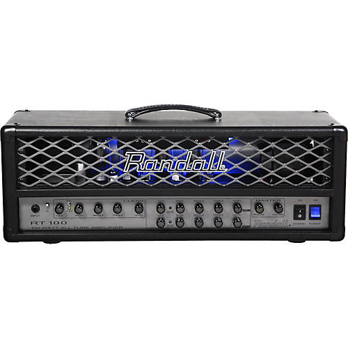 randall rt series rt100h 100w tube guitar amp head musician 39 s friend. Black Bedroom Furniture Sets. Home Design Ideas