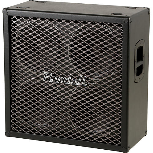 Randall RT Series RT412-100C 400W 4x12 Guitar Speaker Cabinet