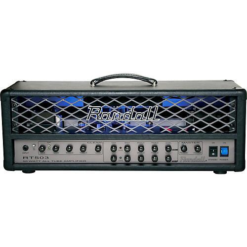 Randall RT Series RT503H 50W Tube Guitar Amp Head