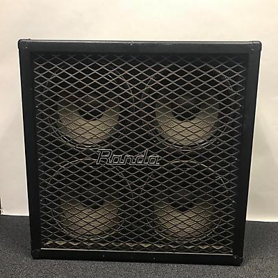 Randall RT412RC Guitar Cabinet