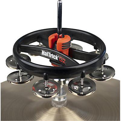 Rhythm Tech RT7420 G2 Hat Trick with Nickel Jingles