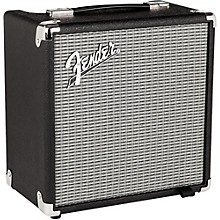 Open Box Fender Rumble 15 1x8 15W Bass Combo Amp