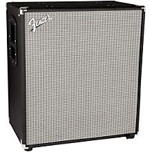 Open BoxFender Rumble 410 1000W 4x10 Bass Speaker Cabinet