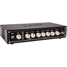 Open BoxFender Rumble 500W Bass Amp Head