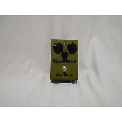 Way Huge Electronics RUSSIAN-PICKLE Effect Pedal
