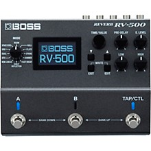 Open Box Boss RV-500 Reverb Multi-Effects Pedal