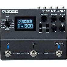 Open BoxBoss RV-500 Reverb Multi-Effects Pedal
