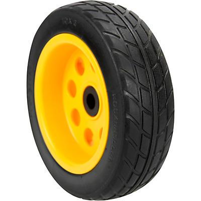 """Rock N Roller RWHLO10X3 10"""" x 3"""" R-Trac Rear Wheel For R10, R11G, R12, R18 Carts - 2-Pack"""