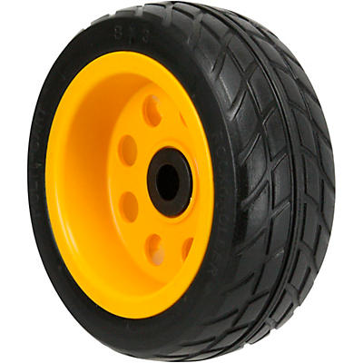 "Rock N Roller RWHLO8X3 8"" x 3"" Ground Glider Rear-Wheel Upgrade For R6, R8, R14, R16 Carts - 2-Pack"