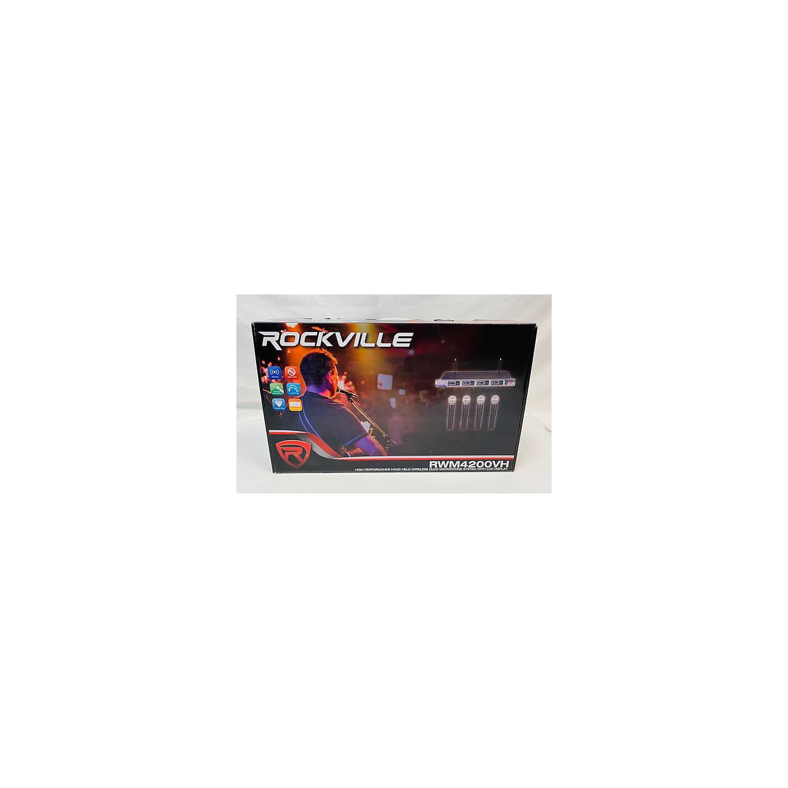 Rockville RWM4200VH Handheld Wireless System