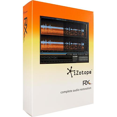 iZotope RX Complete Audio Restoration 1.3 Software