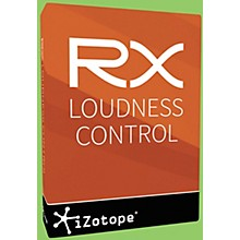 iZotope RX Loudness Control plug-in
