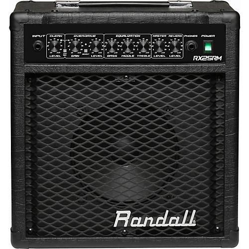 Randall RX Series RX25RM 25W 1x10 Guitar Combo Amp