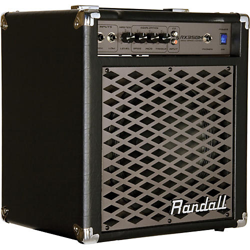 Randall RX Series RX35BM 35W 1x10 Bass Combo Amp