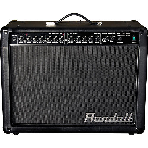Randall RX Series RX75DG2 75W 1x12 Guitar Combo Amp