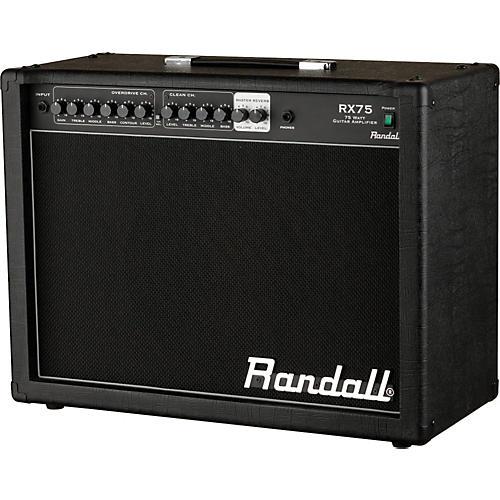 Randall RX Series RX75R 75W 1x12 Guitar Combo Amp