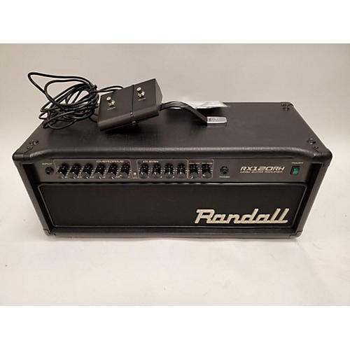 RX120RH Solid State Guitar Amp Head