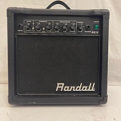 Randall RX15 Guitar Combo Amp