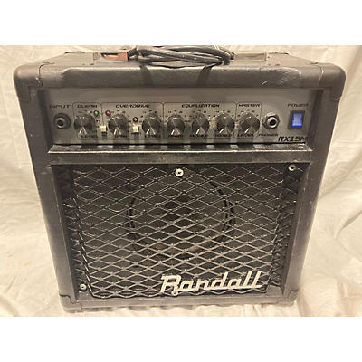 Randall RX15M Guitar Combo Amp