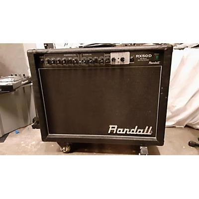 Randall RX50D Guitar Combo Amp