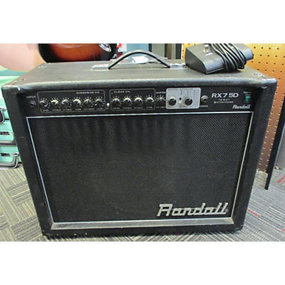 Randall RX75D Guitar Combo Amp