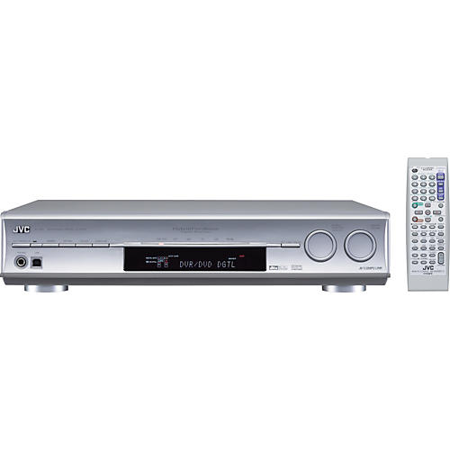 JVC RXD202 Receiver with USB PC Link
