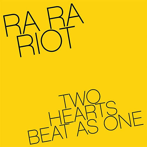 Alliance Ra Ra Riot - Two Hearts Beat As One / Wilderness